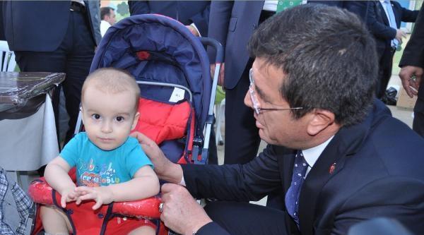 Bakan Zeybekci: Yıllık Faiz Oranlarının Cesaretli Yönde Aşağı Çekilmesi Gerektiğine İnaniyoruz (2)