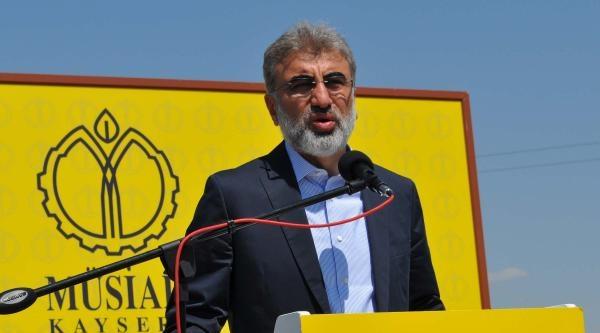 Bakanı Yıldız: Işid'den Petrol Almıyoruz