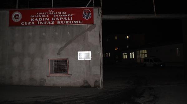 Bakirköy Kadin Cezaevi'nde Yangin