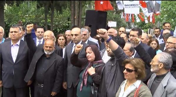 Bakırköy'de Abdullah Cömert Parkı Açıldı