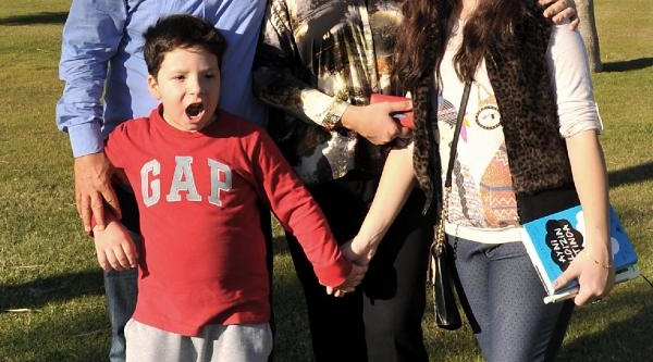 Balbay Ailesi'nin Özgürlük Tatili