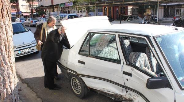Balbay'in Babasi Kazada Hafif Yaralandi - Ek Fotoğraflar