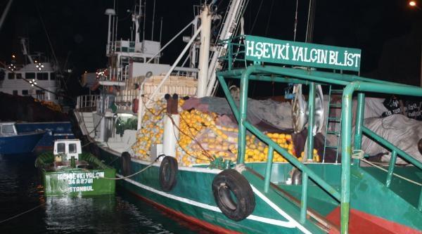 Balıkçılara Hava Muhalefeti Engeli