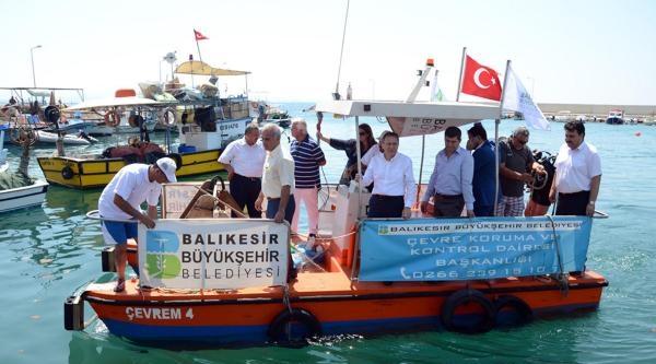 Balıkesir Büyükşehir Belediyesi 'kıyılara Açıldı'