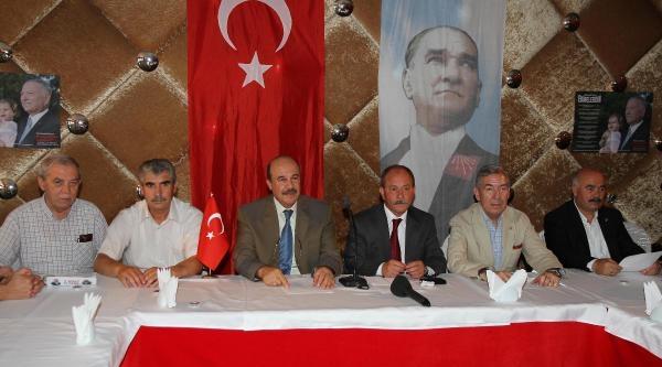 Balıkesir'de 6 Partiden İhsanoğlu'na Destek