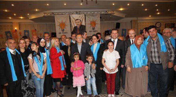 Balıkesir'de Ak Parti'ye 420 Mhp'li Katıldı