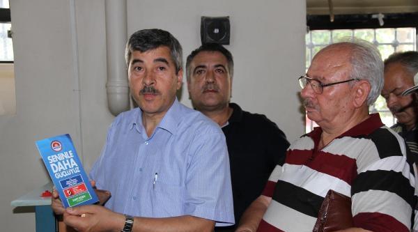Balıkesir'de, Erdoğan'ın Mitingi Öncesi Bağış Yarışı