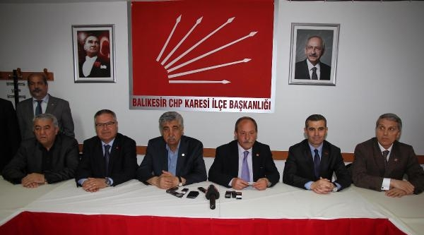 Balıkesir'de 'kara Propaganda' Tepkisi