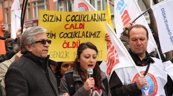 Balıkesir'de Yolsuzluklara Protesto
