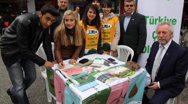 Balikesir'in Yeşil Gönüllüleri