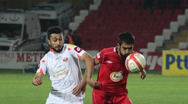 Balıkesirspor - Adanaspor Fotoğrafları