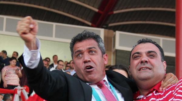 Balıkesirspor Başkanı Aktürk: Türkiye Bizi Konuşacak