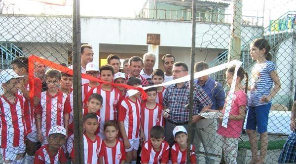 Balıkesirspor Gönen'de Yaz Futbol Okulu Açtı