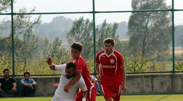 Balıkesirspor İlk Hazırlık Maçında 2-0 Yenildi