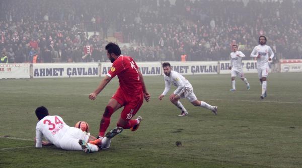 Balikesirspor-Kahramanmaraşspor Fotoğraflari