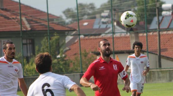 Balıkesirspor Kupasını Alıyor