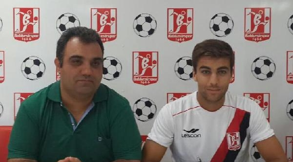 Balıkesirspor Santos'la İmzaladi