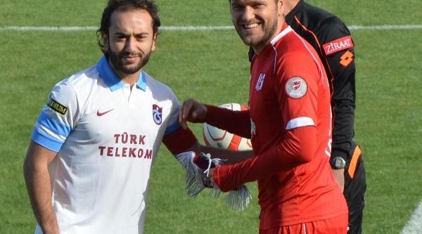 Balikesirspor-Trabzonspor Fotoğraflari (Türkiye Kupasi)