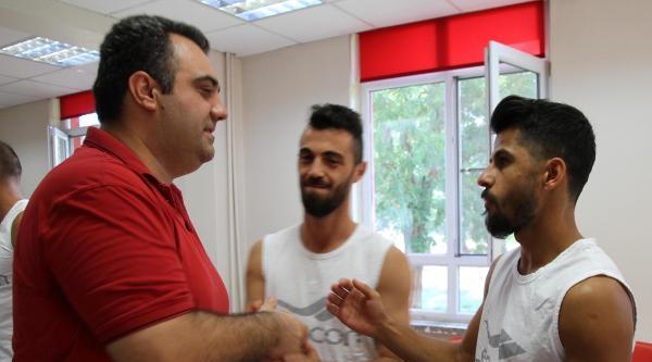 Balıkesirspor'dan Akhisar Belediyespor'a Gurbette Markaj