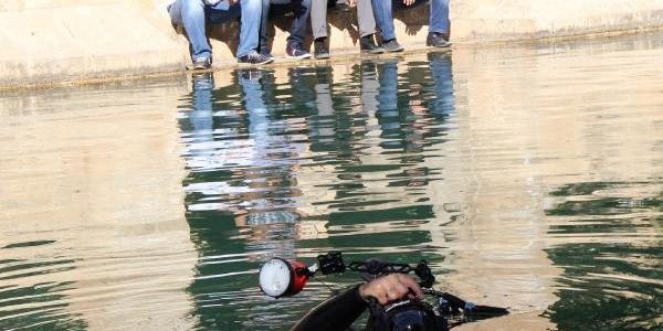 Balikligöl'e Balik Adamlar Girdi
