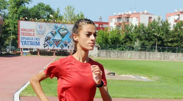 Balkan Şampiyonu'nun Hedefi Olimpiyatta Zirve