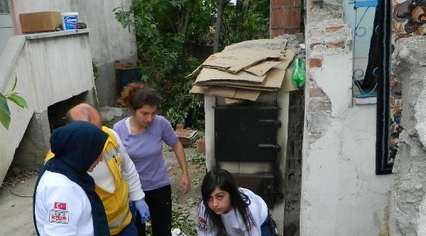 Balkona Halı Asarken Düşen Kadın Ağır Yaralandı