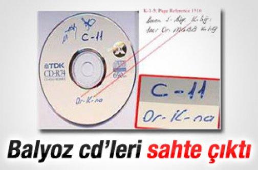 Balyoz davasının CD'leri sahte çıktı