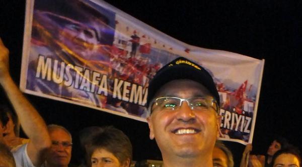 Balyoz Hükümlüsü Kurmay Albay Sarı, 'asrın İftirasi' Yazılı Tişort Giydi