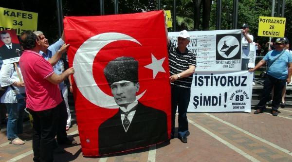 Balyoz Tutuklusu Albaylardan Duygu Dolu Mektup
