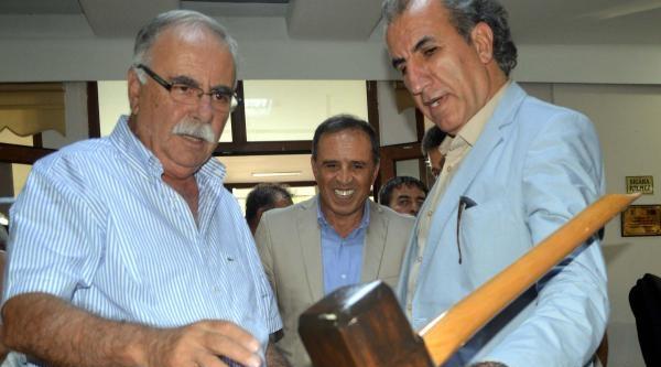 Balyoz'un 'özgür Eserleri' Çanakkale'de Sergilendi