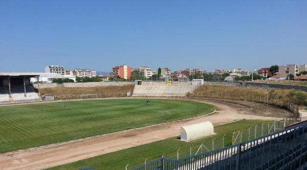Bandırma 17 Eylül Stadı Bakıma Alındı