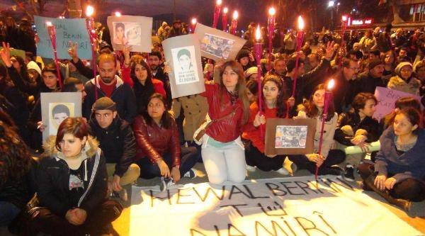 Bandırma'da Berkin Elvan Yürüyüşü