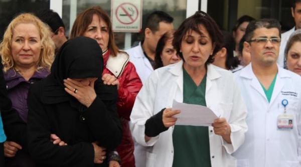 Bandirma'Da Dövülen Hemşire: Peşini Birakmayacağim