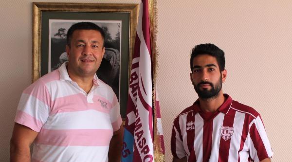Bandırmaspor Doğan Karakuş'la İmzaladi