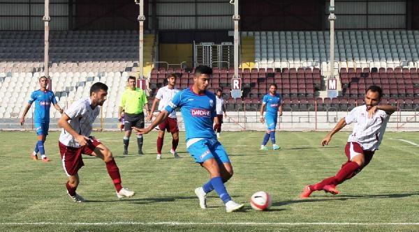 Bandırmaspor, Özel Maçta Çanakkale Dardanel'i Farklı Yendi: 5-0
