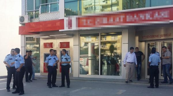 Bankada Pompalı Soygun (2)