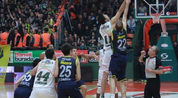 Banvit-Fenerbahçe Ülker Fotoğraflari