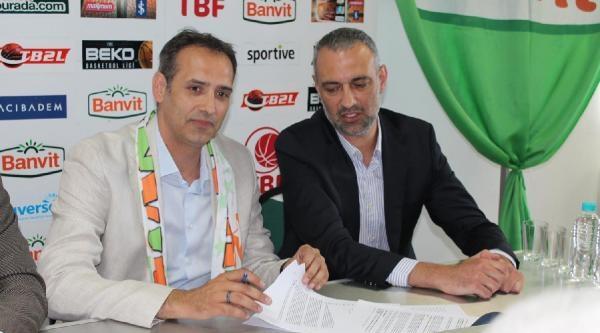 Banvit Zoran Lukiç'le İmzaladi