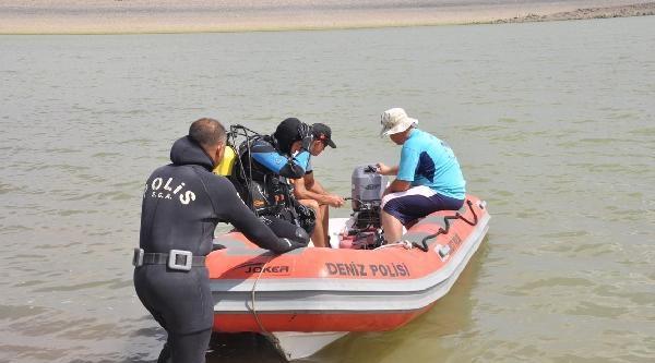 Barajda Kaybolan Müezzin Aranıyor (2)