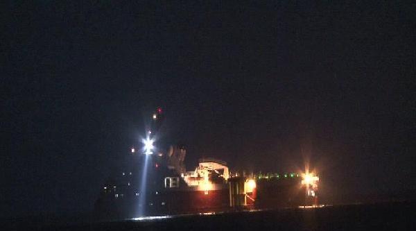 Barbaros Hayreddin Paşa Gemisi Kayıp Gençleri Arıyor