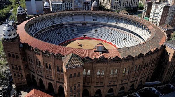 Barcelona'nın Simgesi Boğa Güreşi Arenası Cami Oluyor