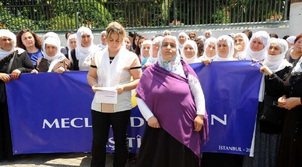 Barış Anneleri İnisiyatifi: Umutla Barışı Talep Ediyoruz