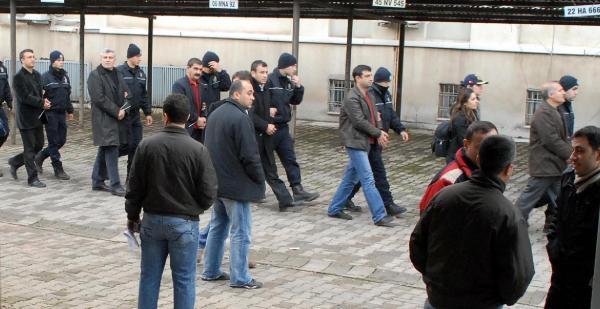 Baro Başkanı Elçi: 43 Kck Tutuklusu Nisan'da Tahliye Olacak