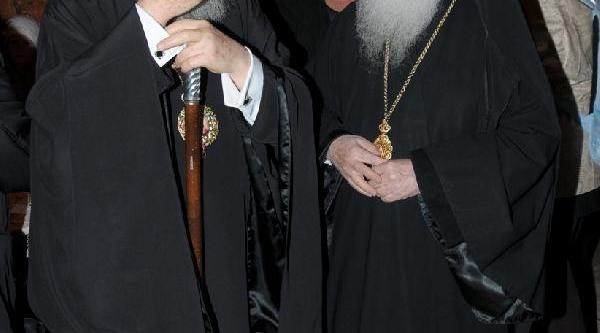 Bartholomeos Alanya'Da Ayin Yönetti