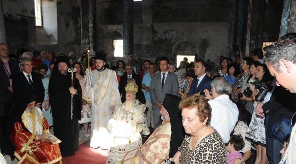 Bartholomeos, Kapadokya'da Pazar Ayini Yönetti