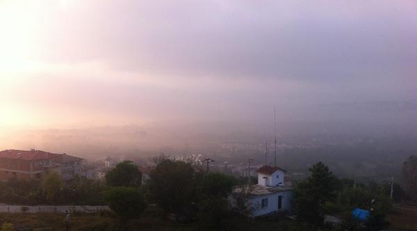 Bartın'da 4.1 Büyüklüğünde Deprem (2)