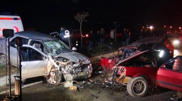 Bartin'da Kazada Yaralanan Kadin Hastanede Öldü