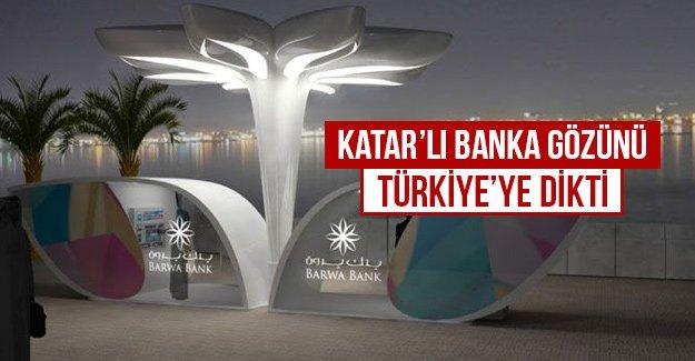 Barwa Bank`ın gözü Türkiye`de!