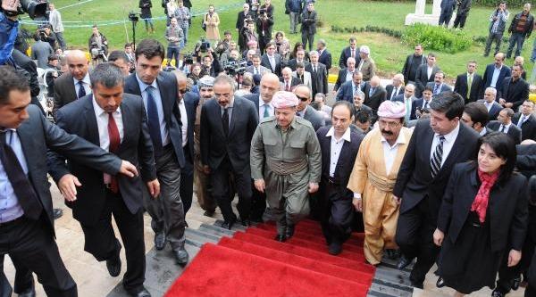 Barzani: Bariş Için Kürdistan Halki Sabirli Olsun