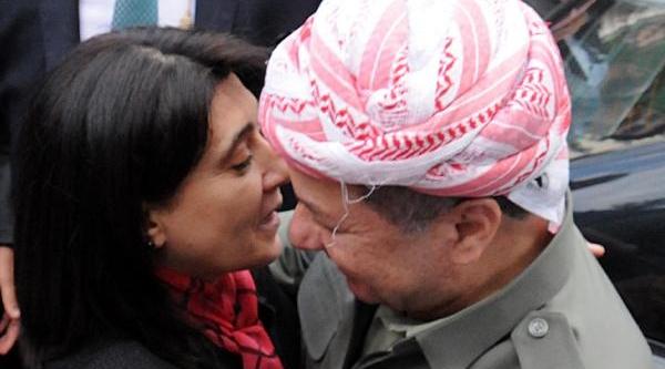 Barzani: Bariş Için Kürdistan Halki Sabirli Olsun (2)